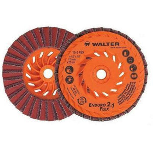 "Walter 5"" x 5/8""-11 Enduro-Flex 2-In-1 Discs (15I503)"