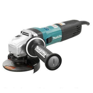 "Makita 4-1/2"" Angle Grinder, Thumb Switch With Lock-On (GA4543C01)"