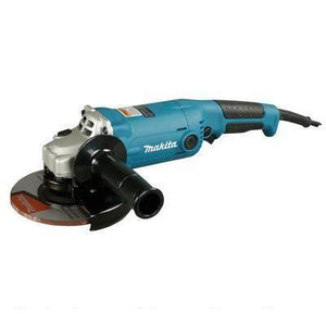 "Makita 6"" Angle Grinder, Trigger Switch No Lock-On Button (GA6010ZX1)"