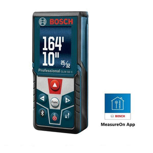 Bosch Tools 165 Ft. Laser Measure (GLM50C)