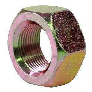 Grade 8, Fine Thread, Zinc Plated Hex Nuts
