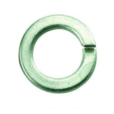 Lock Washer, Standard Grade, Zinc Plated