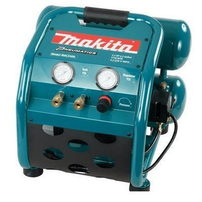 Makita 2.5 H.P. Air Compressor (Model MAC2400)
