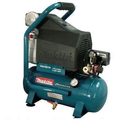 Makita 2 H.P. Air Compressor (Model MAC700)