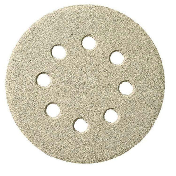 PS 33 CK Discs (8 Holes) with paper backing, self-fastening for Paint/Varnish/Filler, Wood