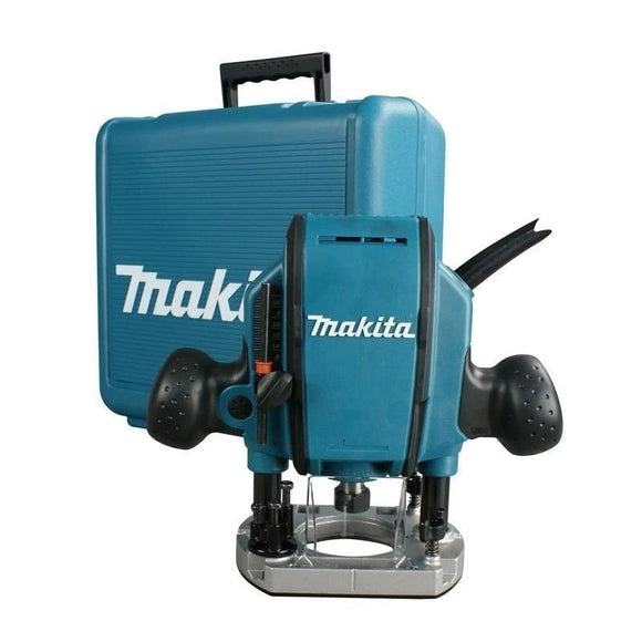 Makita 1-1/4 H.P. Plunge Router (Model RP0900K)