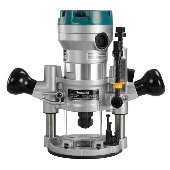 Makita 2-1/4 H.P. Plunge Router (Model RP1101)