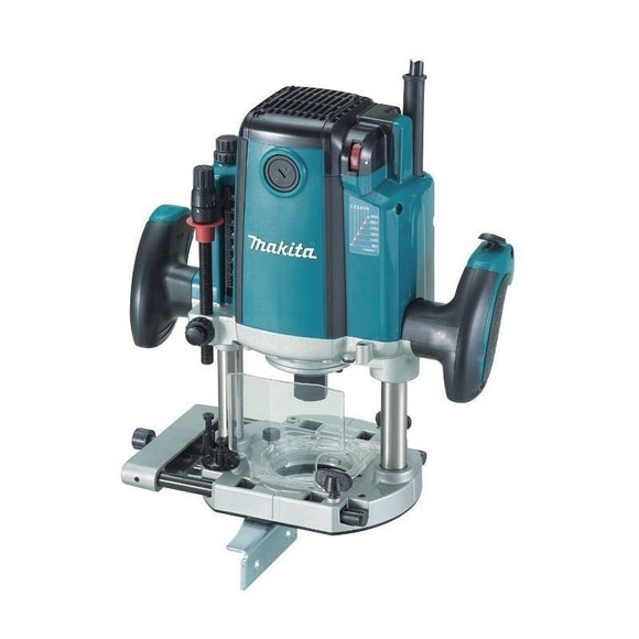 Makita 3-1/2 H.P. Plunge Router (Model RP2301FC)