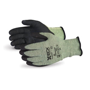Emerald CX Kevlar Composite Knit Gloves with Micropore Nitrile Palms