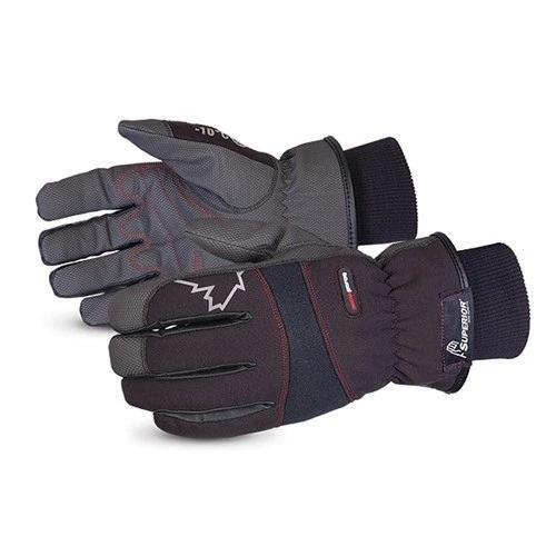 SnowForce Polyester Softshell Thinsulate Lined Winter Driver Gloves