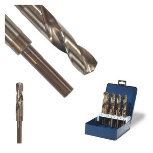 Walter SST+ 135 Prentice Fractional drill bits for high tensile steel