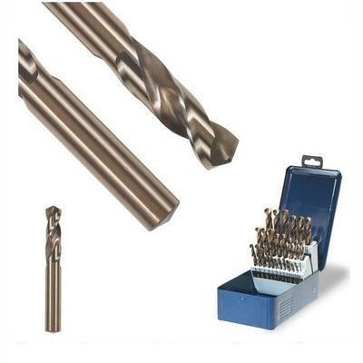Walter SST+ 135 Stub, Fractional Quick Shank Drill Bits