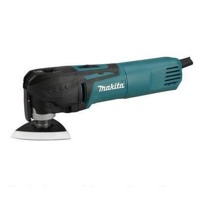 Makita Toolless MultiTool w/Quick Change Accessory Mounting TM3010CX3