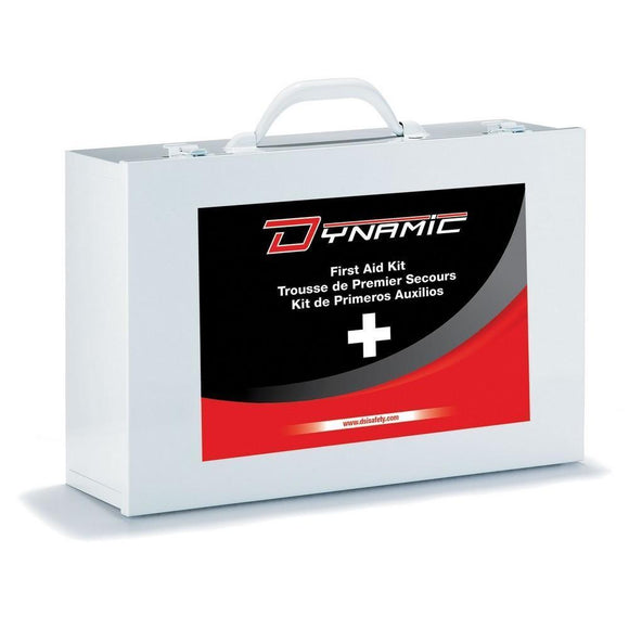 Alberta #3 First Aid Kit with Metal Box - FAKALT3BM