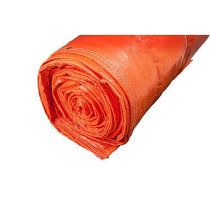 Orange Insulated Tarp