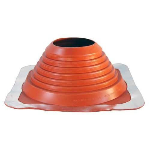 Standard Square Master Flash - Red Silicone