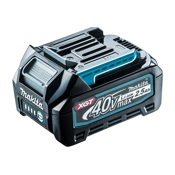 <b>Exclusive to Lethbridge Fasteners!</b> Makita 40V MAX XGT Li-ion BL4025 (2.5 Ah) Battery