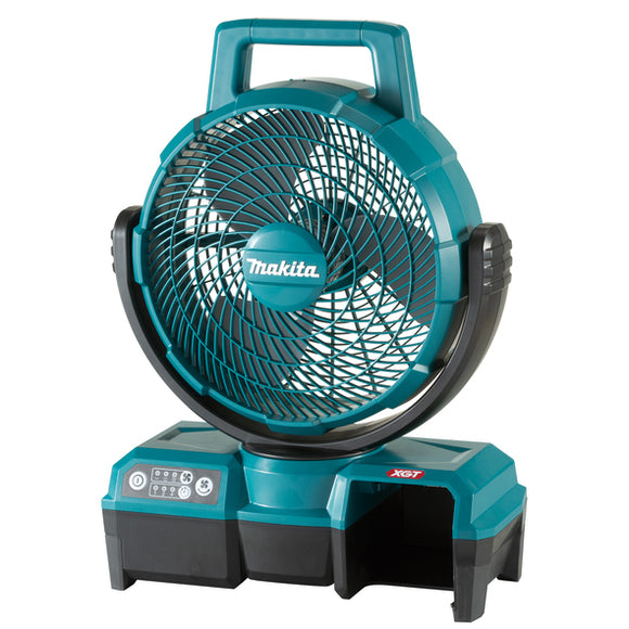 <b>Exclusive to Lethbridge Fasteners!</b> Makita CF001GZ 40V Max Swing Fan XGT