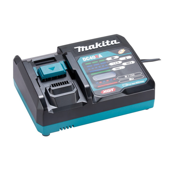 <b>Exclusive!</b> Makita DC40RA XGT 40V MAX XGT Li-Ion Rapid Charger
