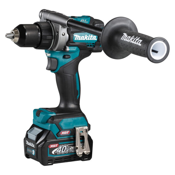 "<b>Exclusive!</b> Makita DF001GZ XGT 40V MAX Li-Ion Brushless 1/2"" Drill / Driver XGT Kit with battery & charger"
