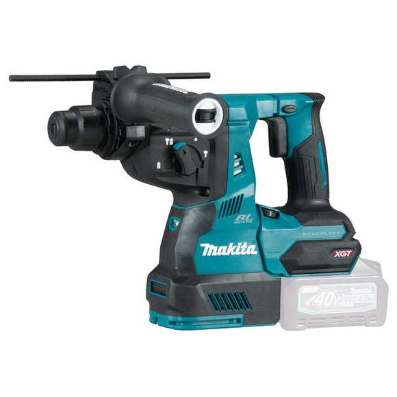"<b>Exclusive!</b> Makita HR003GZ XGT 40V MAX Li-Ion Brushless 1-1/8"" Rotary Hammer"