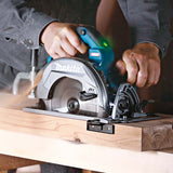 "<b>Exclusive to Lethbridge Fasteners!</b> Makita HS003GZ 40V Max Brushless 7-1/4"" Circular Saw"