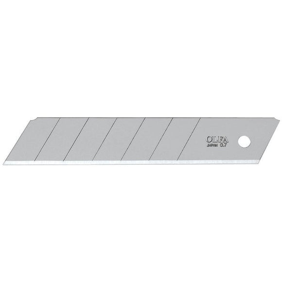OLFA HB 25mm Xtra Heavy-Duty Silver Snap-Blade