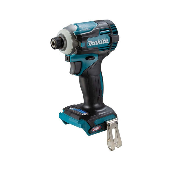 "<b>Exclusive!</b> Makita TD001GZ XGT 40V MAX Li-Ion Brushless 1/4"" Impact Driver"