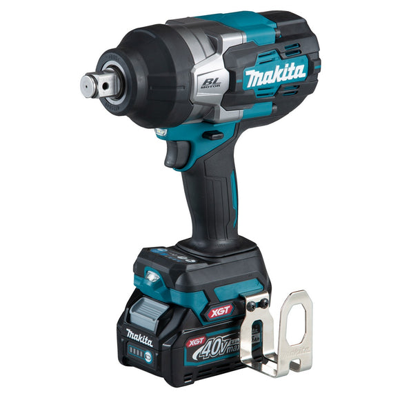 "<b>Exclusive!</b> Makita TW001GZ XGT 40V MAX Li-Ion Brushless 3/4"" Impact Wrench XGT Kit with battery & charger"