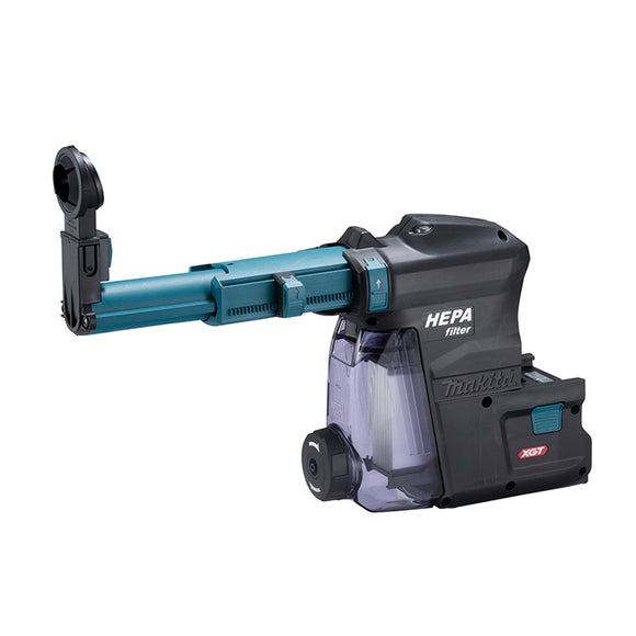 Makita DX12 Cordless Rotary Hammer HEPA Dust Extraction System