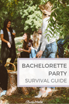 Bachelorette Party Survival Guide