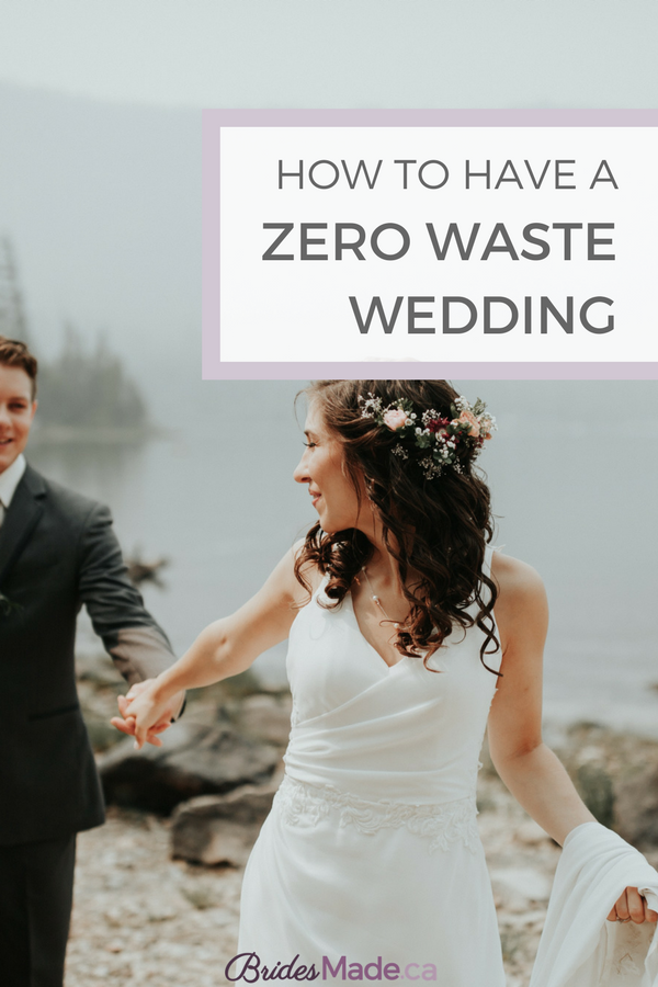 8d5ff2347 8 Ways To Have A Zero Waste Wedding - Earth Day 2018