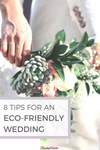 8 tips for an eco-friendly wedding