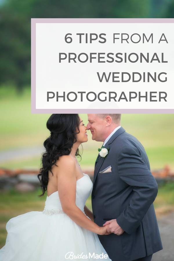 Cheap Wedding Photography Tips: 10 Things To Do The Week Before Your Wedding