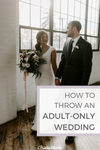 adult only wedding invitations