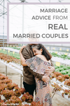 Marriage advice from married couples