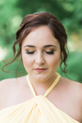 bridesmaid wedding photography