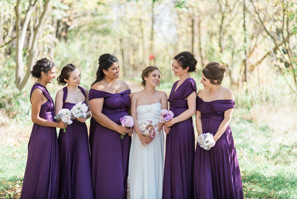 BridesMade - rental bridesmaid dresses!