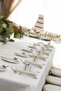ABC rentals cambridge wedding rentals