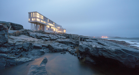 Fogo island honeymoon destination