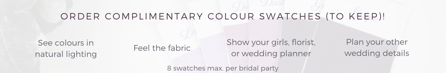 free colour swatches infinity collection