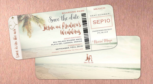 unique save the date ideas for every bride