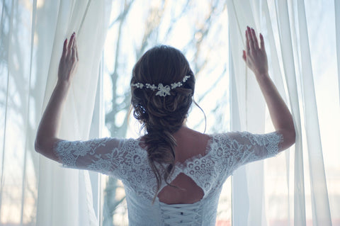 Taking Care of Your Wedding Gown