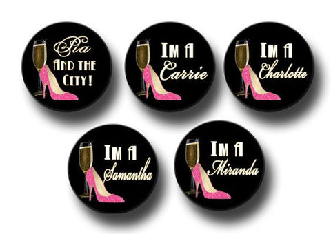 sex and the city bachelorette party favours