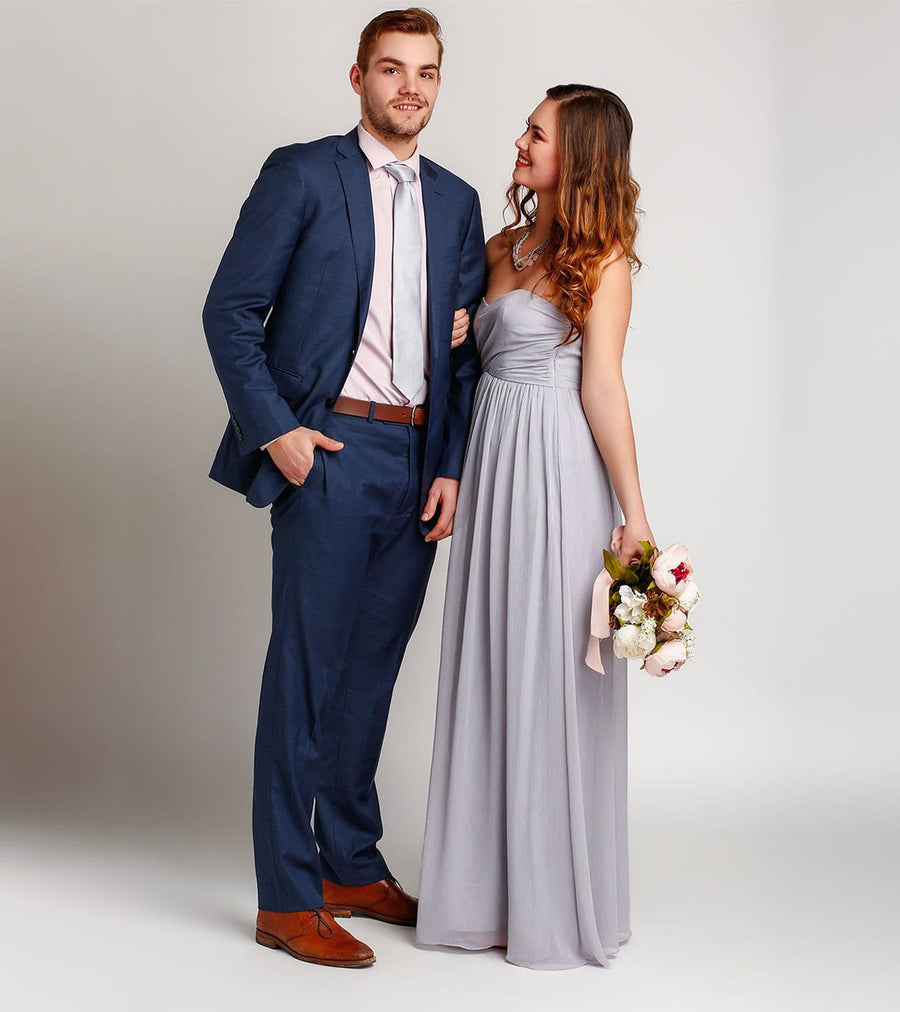 Bridesmaid Dresses Canada - Classic Groomsmen Ties - BridesMade Online