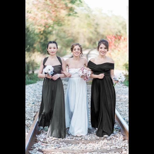 Bridesmaid Dresses - Infinity Bundle- Neutrals - BridesMade