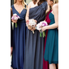 Bridesmaid Dresses - Classic Bundle- Deep Tone Theme Pack - BridesMade