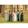 Bridesmaid Dresses - Infinity Bundle- Greens - BridesMade