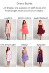 "Bridesmaid Dresses Canada - The ""Get Together"" Try On Kit (2 Dresses) - BridesMade Online"