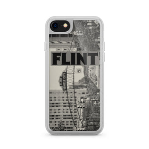 Flint Monument iPhone Case